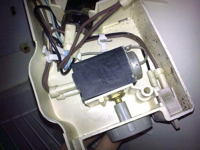 Замена термостата в холодильнике атлант своими руками 91